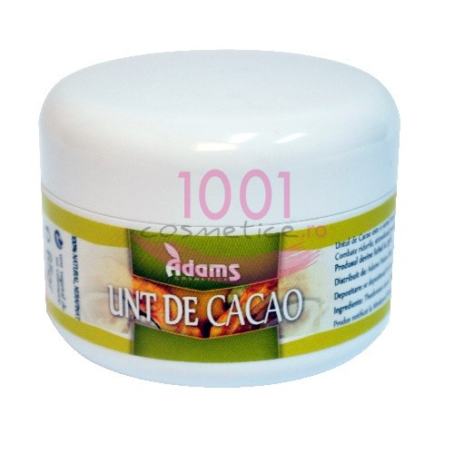 Adams Unt De Cacao Bio imagine produs