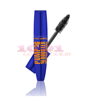Miss Sporty Mascara Pump Up Booster 24 H Waterproo