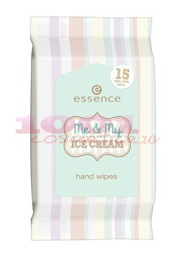 Essence Me&my Ice Cream Servetele Pentru Maini