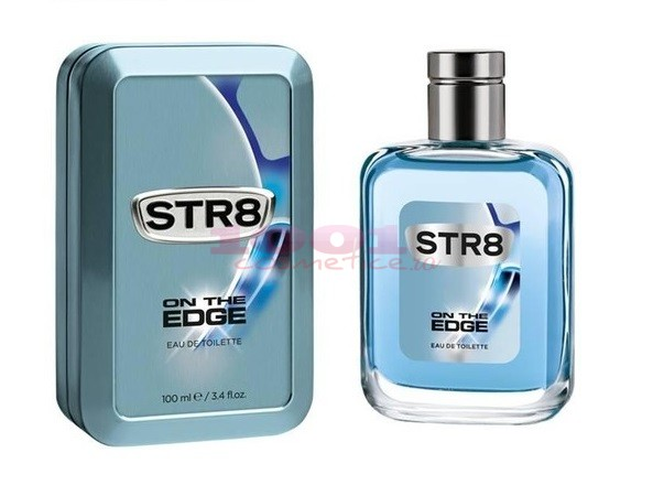 STR8 ON THE EDGE EAU DE TOILETTE