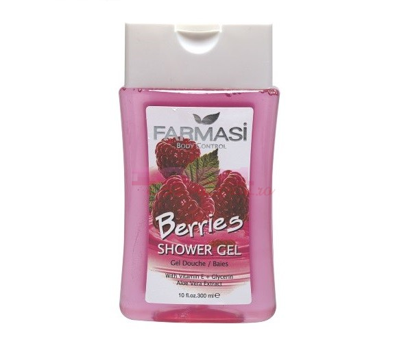 Farmasi Berries Gel De Dus