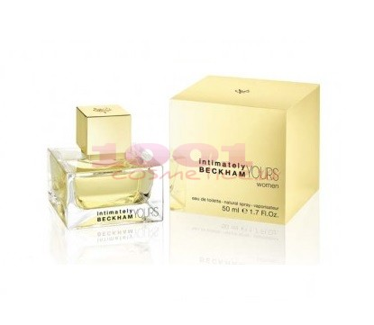 BECKHAM INTIMATELY YOURS EAU DE TOILETTE