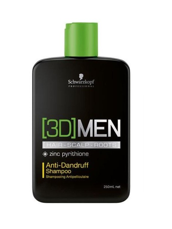 3D MEN ANTI-DANDRUFF SAMPON ANTI-MATREATA 250 ML