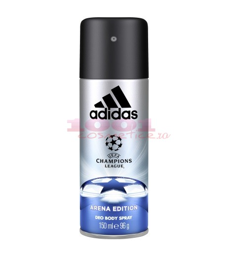 ADIDAS CHAMPION LEAGUE ARENA EDITION DEO Body Spray