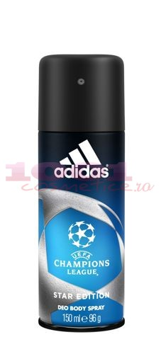 adidas CHAMPIONS LEAGUE STAR EDITION DEODORANT SPRAY