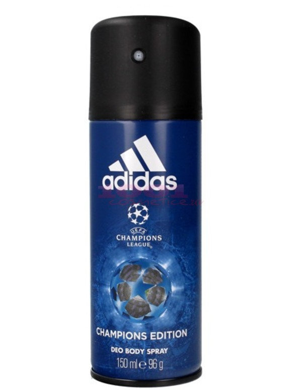 adidas DEO BODY SPRAY CHAMPIONS LEAGUE CHAMPIONS EDITION