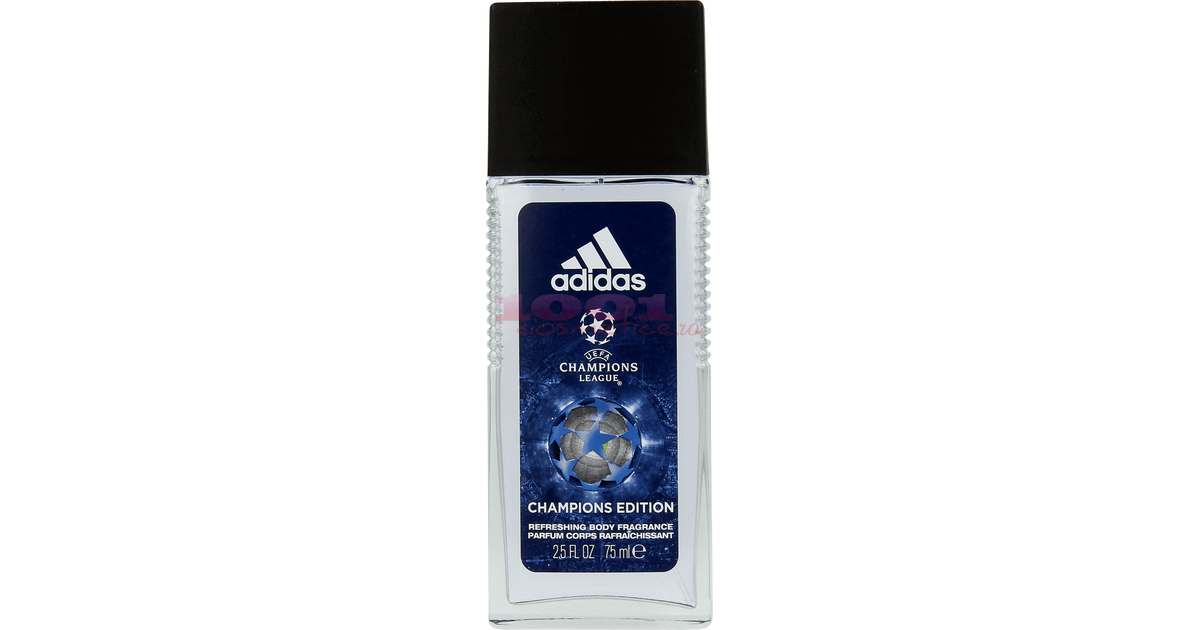 ADIDAS SPRAY DEODORANT REVIGORANT CHAMPIONS LEAGUE