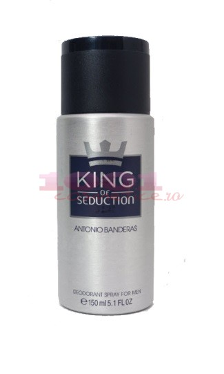 Antonio Banderas King Of Seduction Body Spray