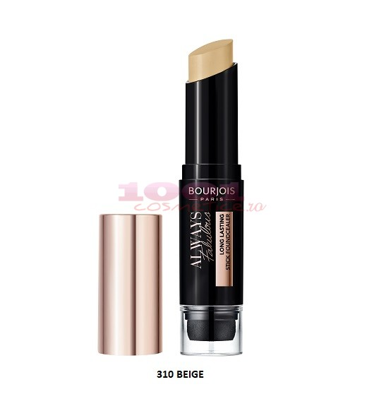 BOURJOIS ALWAYS FABULOUS FOND DE TEN SI ANTICEARCAN STICK BEIGE 310
