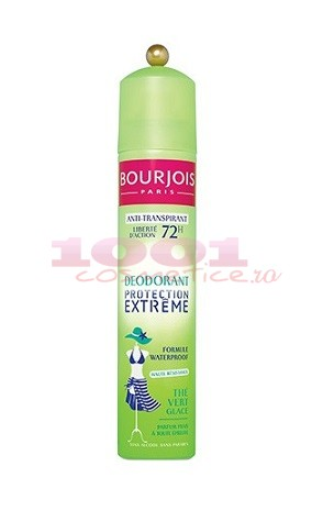 Bourjois Deodorant Spray Protection Extreme
