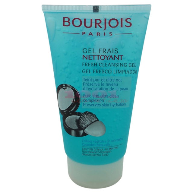 BOURJOIS FRESH CLEANSING GEL DE CURATARE