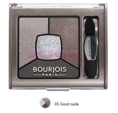 BOURJOIS SMOKY STORIES PALETA DE FARDURI GOOD NUDE 05
