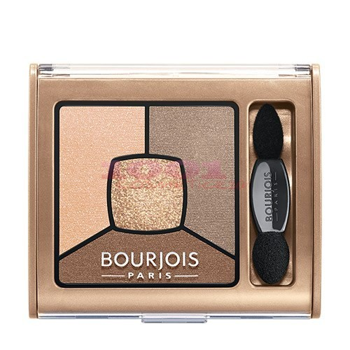BOURJOIS SMOKY STORIES PALETA DE FARDURI TAUPISSIME 13