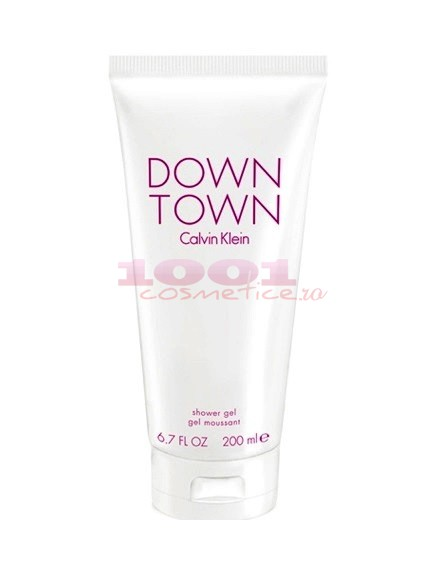 CALVIN KLEIN DOWNTOWN GEL DE DUS WOMEN