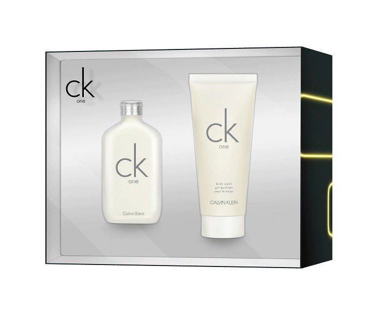 CALVIN KLEIN ONE UNISEX EDT 50 ML + SG 100 ML SET