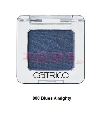 CATRICE ABSOLUTE EYE COLOUR FARD PLEOAPE MONO BLUES ALMIGHTY 800