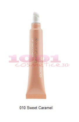CATRICE BEAUTIFYING LIP SMOOTHER BALSAM PENTRU BUZE TRATAMENT 010 SWEET CARAMEL