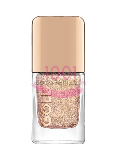CATRICE GOLD EFFECT LAC DE UNGHII CU EFECT HOLOGRAFIC GOLD EFFECT 04