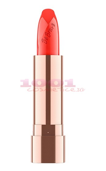 CATRICE POWER PLUMPING GEL LIPSTICK WITH ACID HYALURONIC FEMINISTA 080