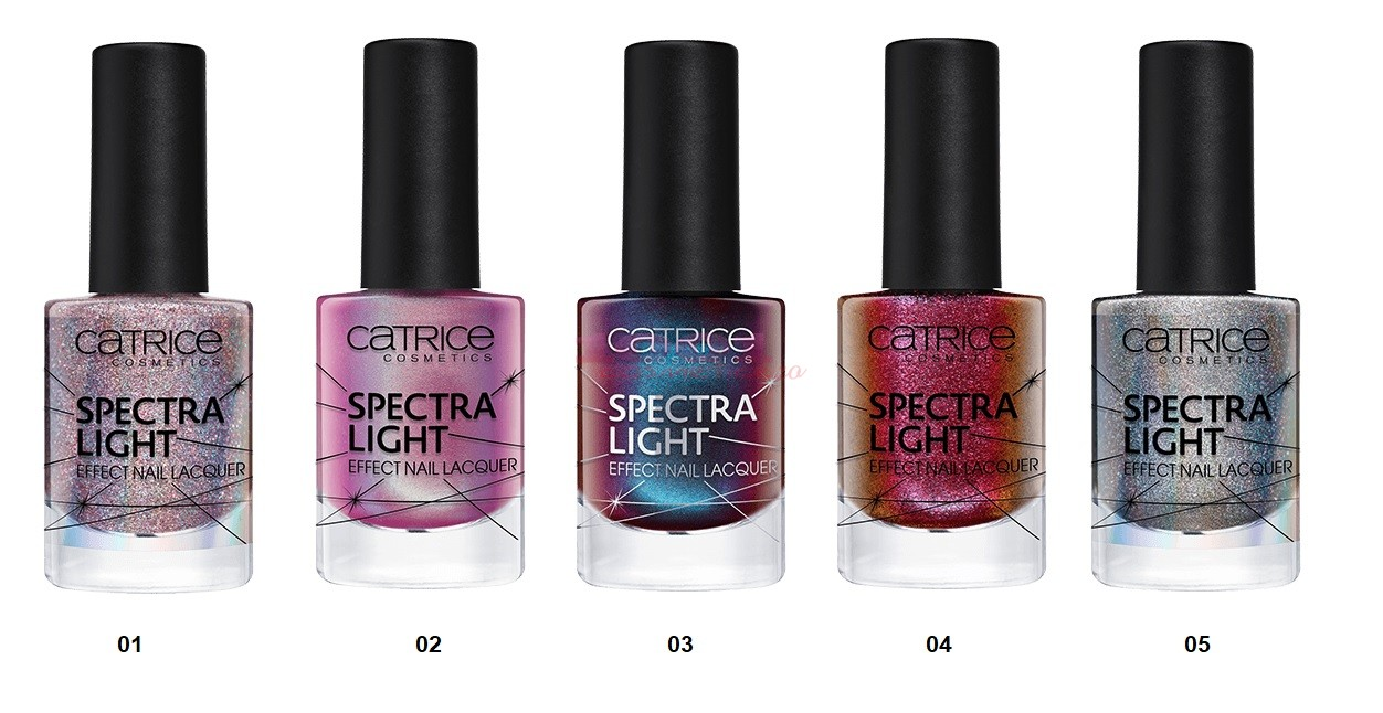 CATRICE SPECTRA LIGHT EFFECT NAIL LACQUER LAC DE UNGHII