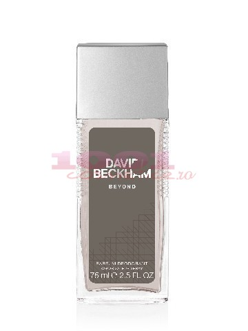 David Beckham Beyond Deodorant Natural Spray Men