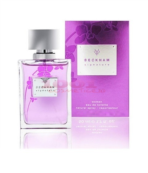 DAVID BECKHAM SIGNATURE FOR HER EAU DE TOILETTE