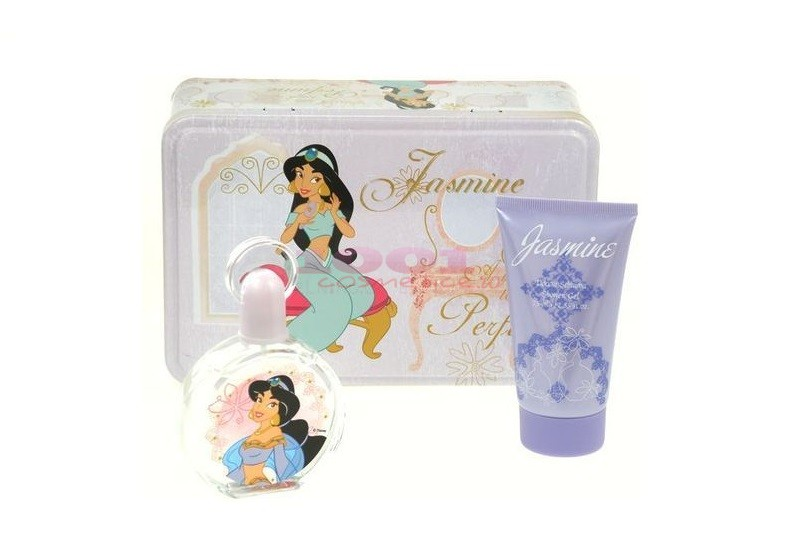 Disney Jasmine Edt 50 Ml + Gel De Dus 75 Ml