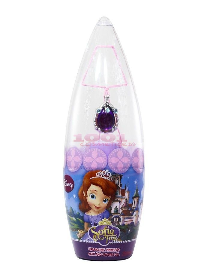 Disney Sofia The First Bath & Shower Gel + Pandativ