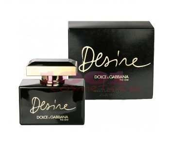 DOLCE & GABBANA THE ONE DESIRE EAU DE PARFUM W 50 ML