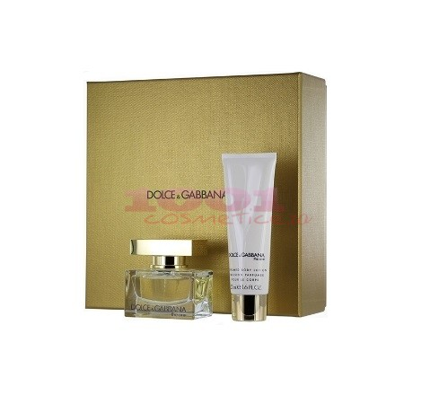 DOLCE & GABBANA THE ONE EDP 30 ML+BL 50 ML