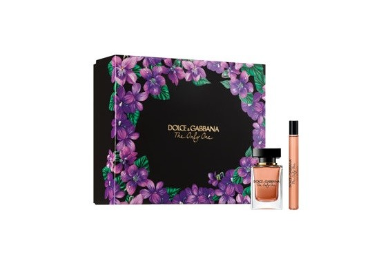 DOLCE & GABBANA THE ONLY ONE EDP 50 ML + EDP 10 ML WOMEN SET
