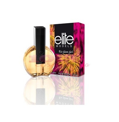 ELITE MODELS RIO GLAM GIRL EAU DE TOILETTE