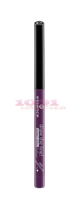 ESSENCE DRAW THE LINE! CREION DE BUZE RETRACTABIL PURPLE HEART 19
