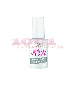 Promotii Essence gel nails home clear gel top coat gel Ieftine