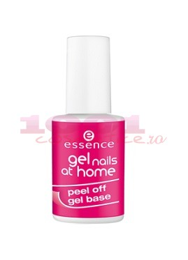 Promotii Essence gel nails home peel off gel base Ieftine