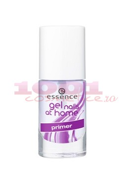 ESSENCE PRIMER GEL NAILS AT HOME