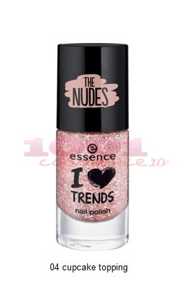 Essence The Nude Lac De Unghii Cupcake Topping 04