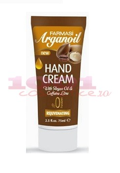 Farmasi Argan Oil Crema De Maini 75 Ml