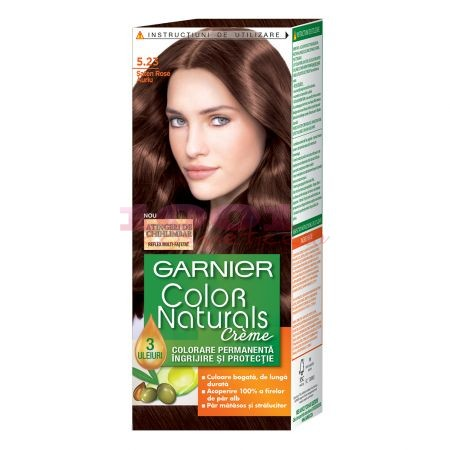 GARNIER COLOR NATURALS CREME SATEN ROSE AURIU