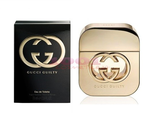 GUCCI GUILTY WOMAN EAU DE TOILETTE 75 ML