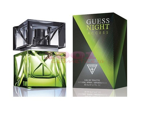 GUESS NIGHT ACCESS MAN EAU DE TOILETTE