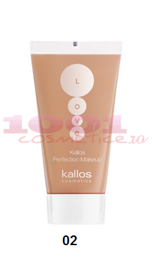 KALLOS LOVE FOND DE TEN 02
