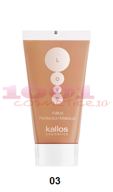 KALLOS LOVE FOND DE TEN 03