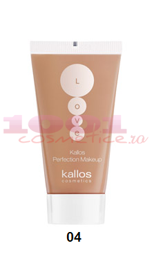 KALLOS LOVE FOND DE TEN 04