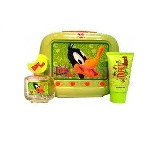 Looney Tunes Duffy Duck Edt Unisex 50ml Edt 50ml + 75ml Shower Gel