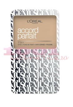 LOREAL ACCORD PARFAIT GENIUS FOND DE TEN 1.5 N IVORY BEIGE