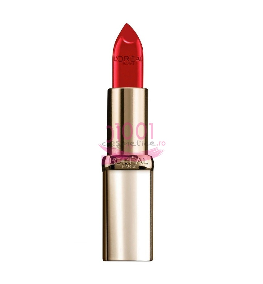 LOREAL COLOR RICHE RUJ DE BUZE PERFECT RED 377