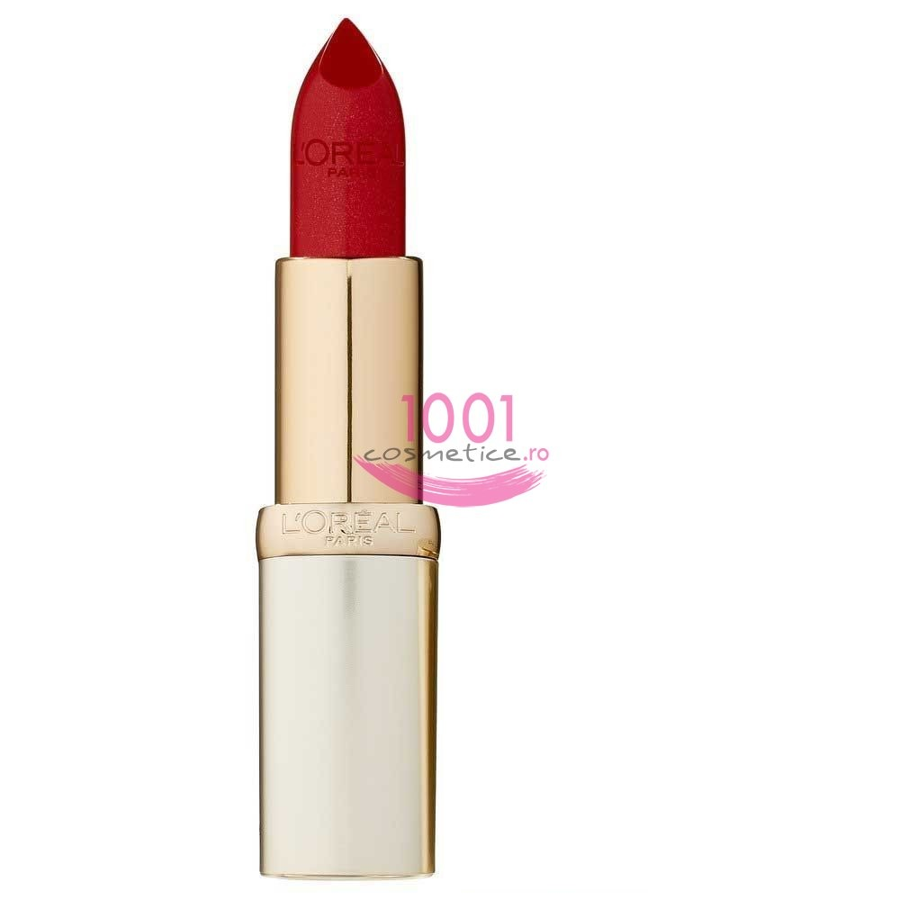LOREAL COLOR RICHE RUJ DE BUZE RED PASSION 297