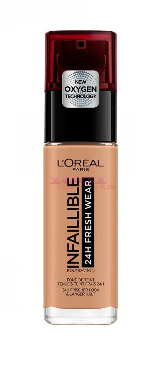 LOREAL INFAILLIBLE 24H FRESH WEAR FOND DE TEN AMBRE/AMBER 300