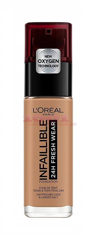 LOREAL INFAILLIBLE 24H FRESH WEAR FOND DE TEN CARAMEL/TOFFEE 320
